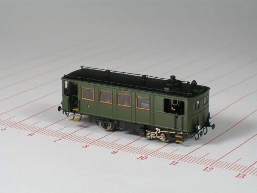 N-tram Z-15102b - Dampftriebwagen DT 12 der Deutsc