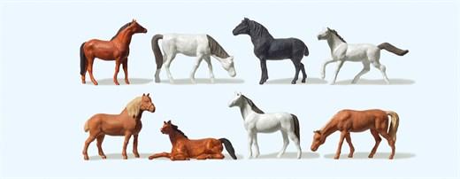 Preiser 88578 - Pferde