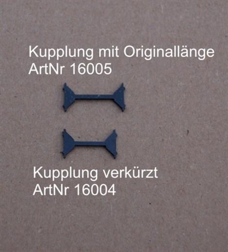 RATIMO 16005 - Kupplung für Wagenset Blauer Enzian