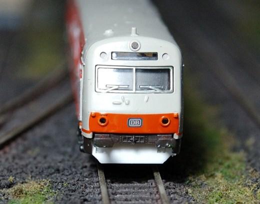 RATIMO 16012 - Schürze für S-Bahn-Steuerwagen