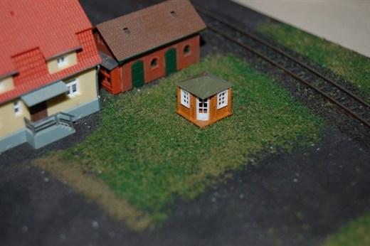 RATIMO 18001 - Gartenhaus 01