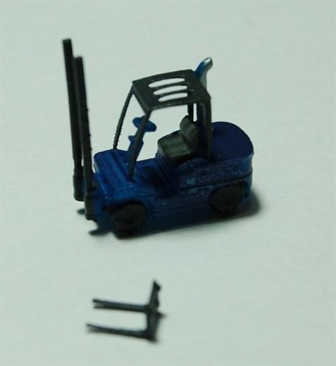 RATIMO 50009 - Gabelstabler, dunkelblau