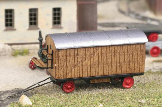 Saller 22536 - Möbeltransporter aus Holz