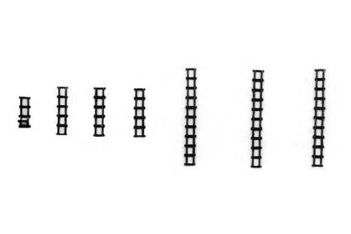 Saller 22903 - Erweiterungsset Schienen - Gerade 7