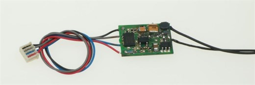 Uhlenbrock 32416 - microSUSI IntelliSound 4 microM
