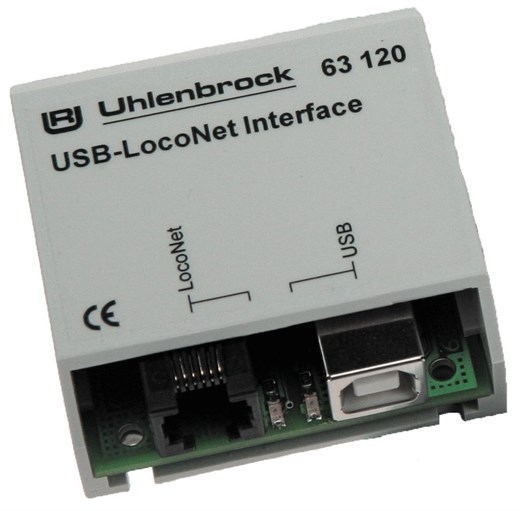 Uhlenbrock 63130 - USB-LocoNet-Interface
