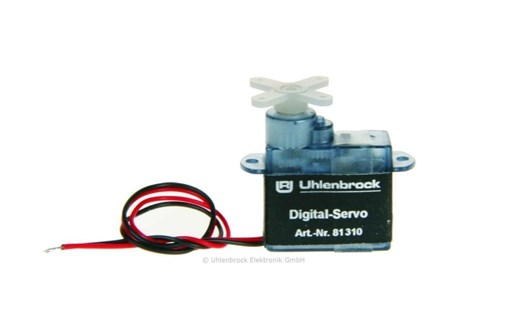 Uhlenbrock 81310 - Digital-Servo