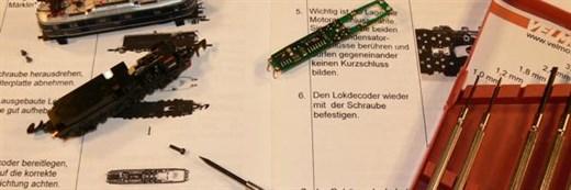 Einbauservice für Velmo Decoder