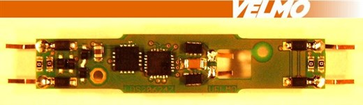 VELMO LDS206247-S - Lokdecoder für RE4/4 I