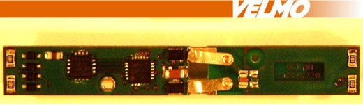 VELMO LDS26220-S - Lokdecoder Multiprotokoll für d