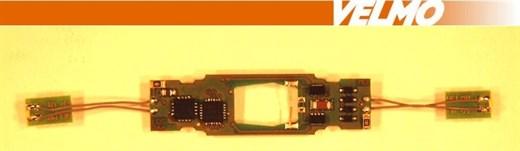 VELMO LDS26677 - Lokdecoder Multiprotokoll für das