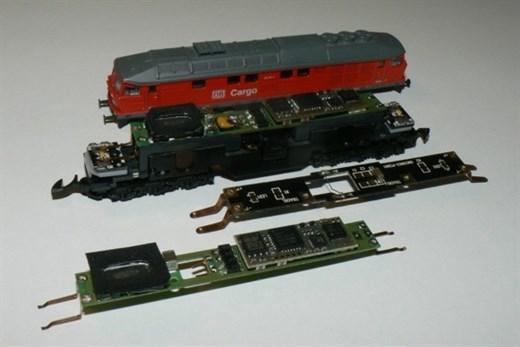 VELMO SDS161388-B - Lok-/Sounddecoder für BR232, B