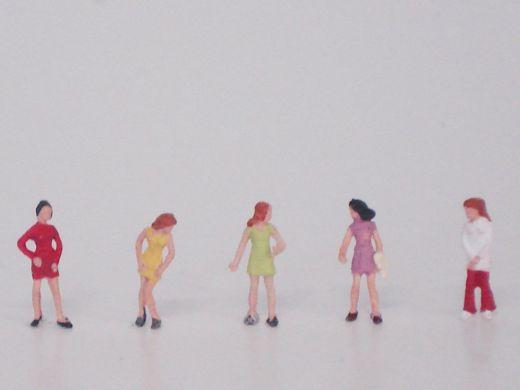 Vollmer 42352 - N Figuren-Set Jugendliche, st