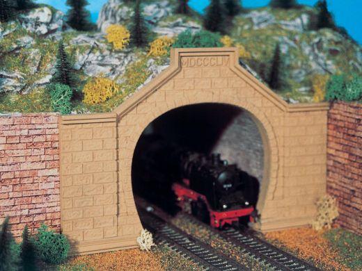Vollmer 42505 - H0 Tunnelportal Rheintal, zwe