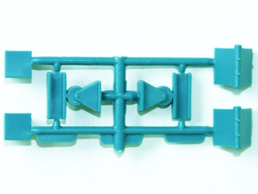 Vollmer 42535 - H0 Widerlager für Metallbrück