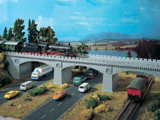 Vollmer 42551 - H0 Steinbogenbrücke