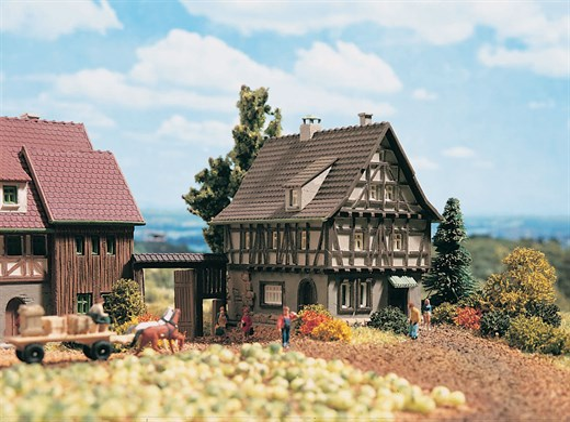 Vollmer 49530 - Z Fachwerkhaus
