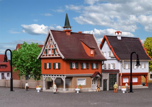 Vollmer 49544 - Z Pfarrhaus