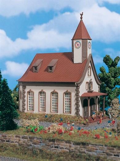 Vollmer 49560 - Z Dorfkirche