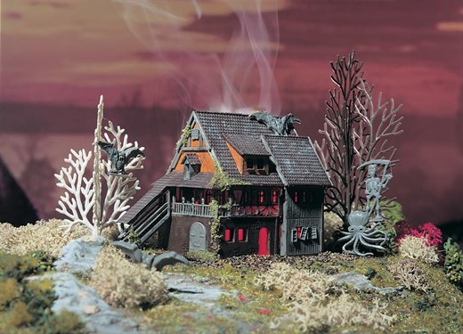 Vollmer 49679 - Z Villa Vampir mit Flackerlic