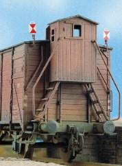 Weinert Modellbau 6877 - DB-Zugschlussscheiben
