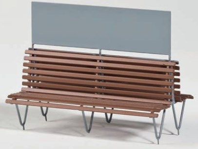 Weinert Modellbau 6888 - Doppelbank