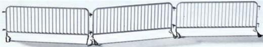 Weinert Modellbau 6889 - Absperrgitter