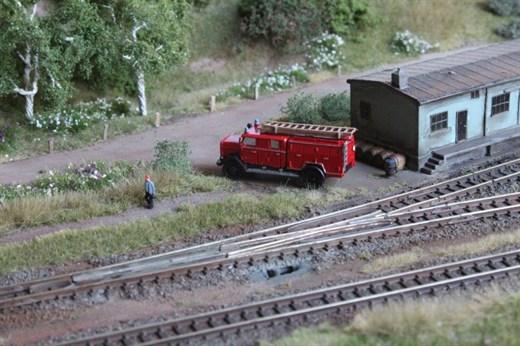 Wespe HRT03 - Modell eines Feuerwehrfahrzeuges Mag