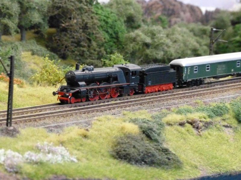 M/ärklin 88184 Dampflokomotive Baureihe 18.1 Spur  Z