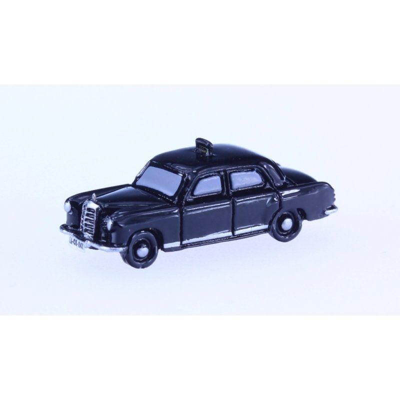 mo miniatur 100606 mercedes ponton taxi. Black Bedroom Furniture Sets. Home Design Ideas