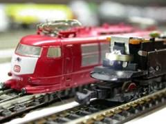 High Tech Modellbahnen - 7027 E-Lok-Beleuchtung, w