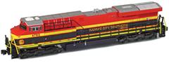 AZL 62406-2 KCSdeM ES44AC 4764