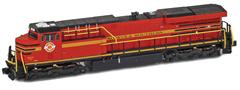 AZL 62411-10 - NS-Heritage-NS ES44AC 8114