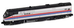 AZL 63508-1 GE P42 Genesis Amtrak Phase II Heritag