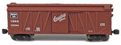 AZL 903104-1 CB&Q 40´ Outside Braced Boxcar 132584