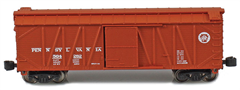 AZL 903105-1 PRR 40´ Outside Braced Boxcar 564282