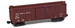 AZL 903109-1 Rock Island 40´ Outside Braced Boxcar
