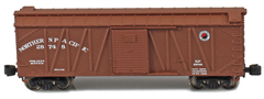 AZL 903110-1 40 NP Outside Braced Boxcar #28748