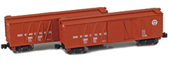 AZL 903175-1 PRR 40´ Outside Braced Boxcar 564279,