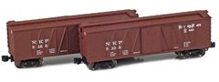 AZL 903176-1 Nickel Plate 40´ Outside Braced Boxca