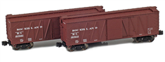 AZL 903179-1 Rock Island 40´ Outside Braced Boxcar