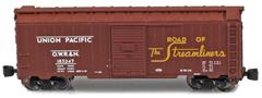 AZL 904314-1 UP 40 AAR Boxcar #183247