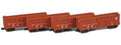AZL 913105-1 PRR 40´ Outside Braced Boxcar 564274,