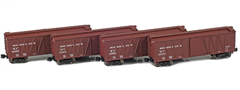 AZL 913109-1 Rock Island 40´ Outside Braced Boxcar