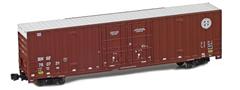AZL 91404-2 BNSF 60 Gunderson High Cube 760733 Sin
