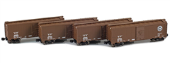 AZL 914313-1 SP 40 AAR Boxcar | 4-Car Set