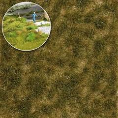 Busch 3538 - Grasbüschel 2-fbg,lang,Spätso