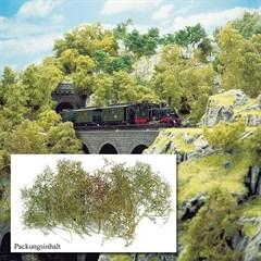 Busch 6801 - Bausatz: Naturbäume Spur H0/TT/N/Z
