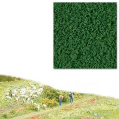 Busch 7333 - Laubflocken dunkelgrün