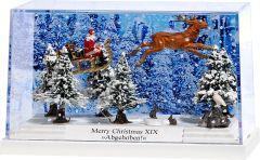 Busch 7659 - Kleindiorama Merry Xmas XIX